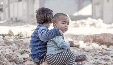 Nearly 87 Million Children Under 7 Live in Conflict Zones, Brains Not Developing