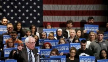 Bernie Sanders and the 'Muslim Vote'