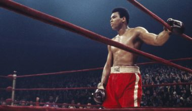 Muhammad Ali Rumble, Young Man