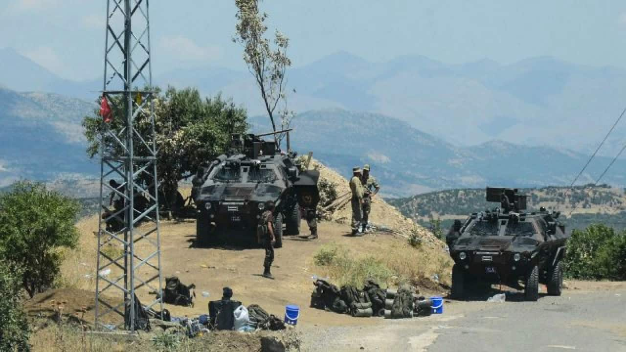 Two Killed in Kurdish Militant Bomb Attack on Military Outpost