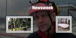 Was James Le Mesurier Murdered - White Helmets