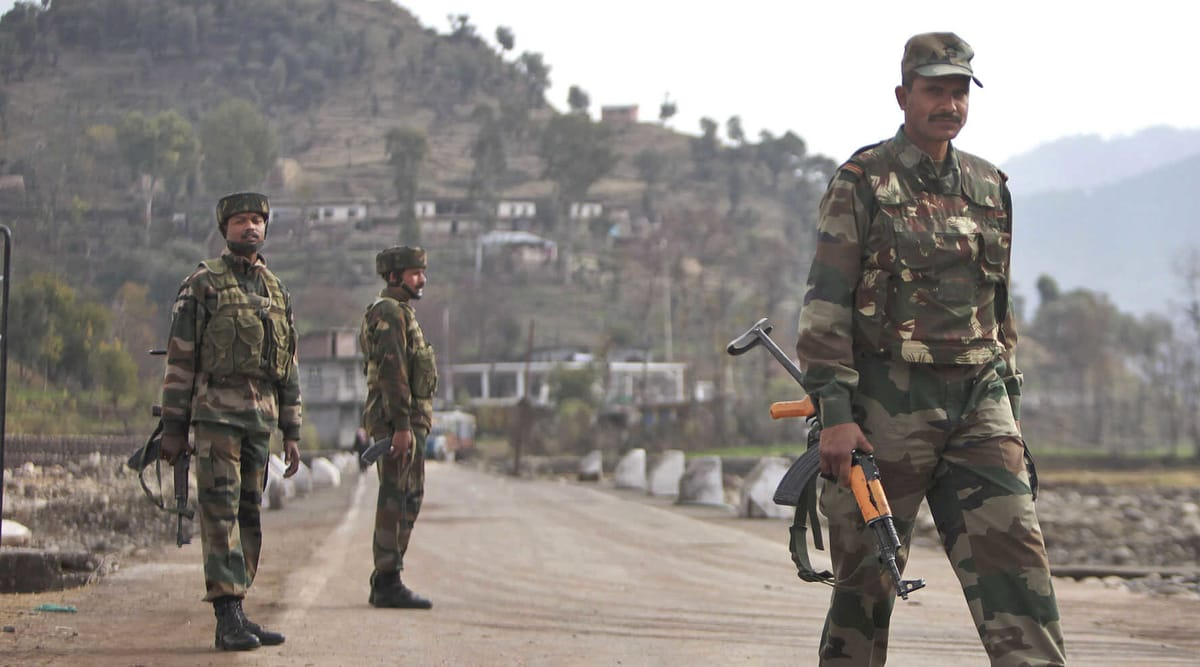 Shelling Across Disputed Kashmir Border