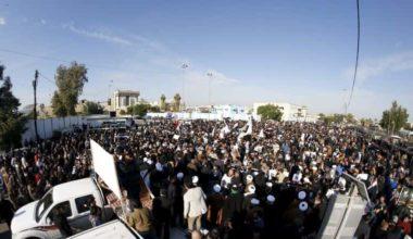 Masked Men Attack Saudi Intelligence