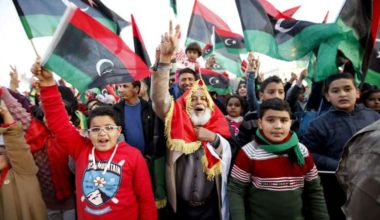 Libya's Presidential Council Calls for Transfer of Power to Unity Government