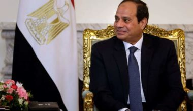 Egypt's President Sissi is Bullying