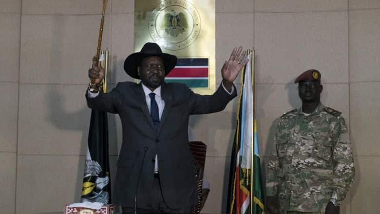South Sudan President Fires Ministers