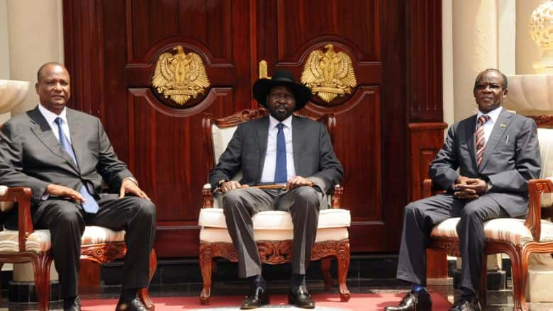 South Sudan's President Says Not Fighting U.N. Over Troops Plan