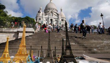 Paris Tourism Lost 750 mln
