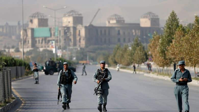 Aid Worker Kidnapped