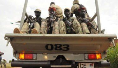 U.S. Proposes U.N. Arms Embargo on South Sudan