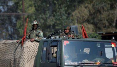 Kashmir Kills One