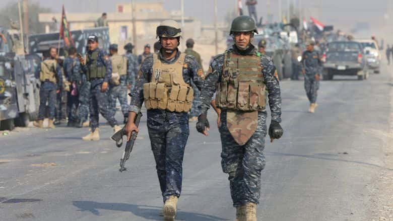 Daesh Holds Up Iraqi Army South of Mosul