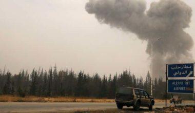 Syrian Army Edges