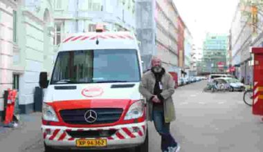 Danish 'Sex Ambulance'