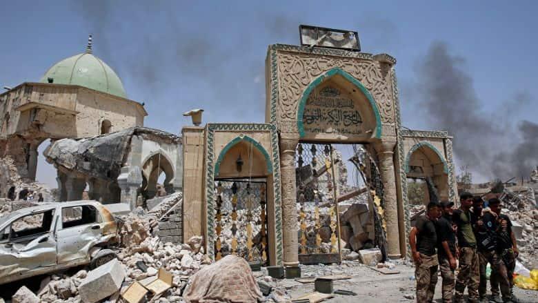 Daesh Cornered in Mosul