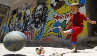 Palestine Childhood Lost