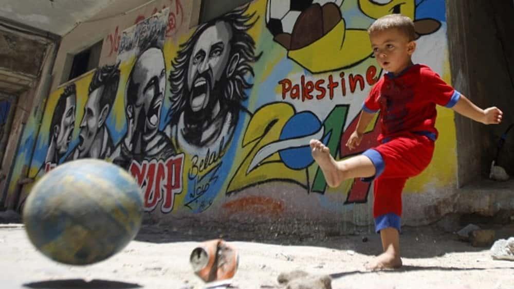 Palestine Childhood Lost