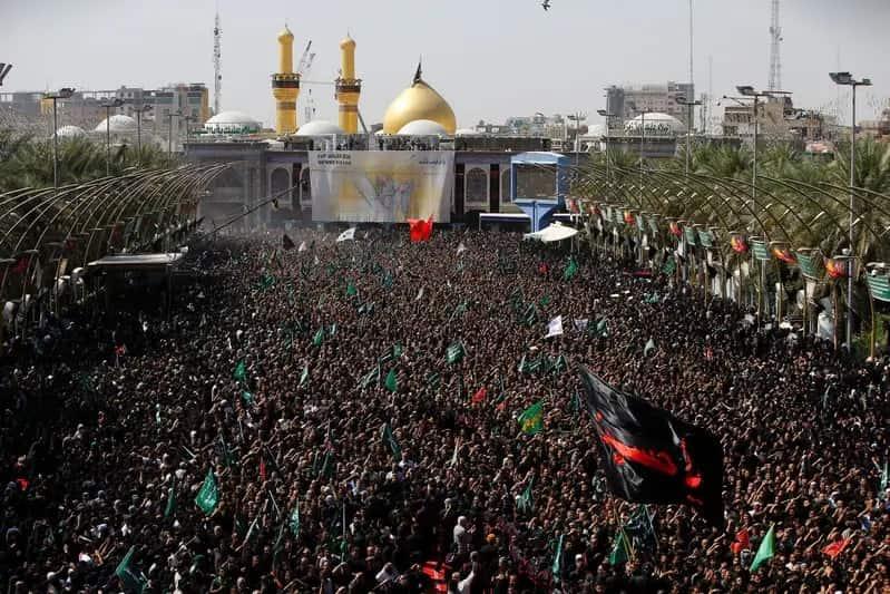 Iraq Commemorates Shi'ite Mourning