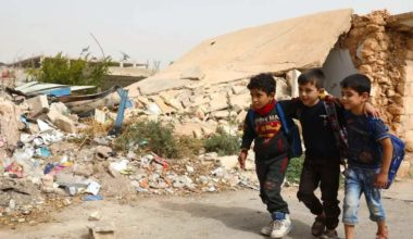 Yemen War-Zone Babies