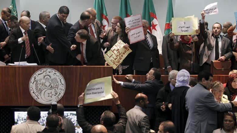 Algeria What Lies Ahead