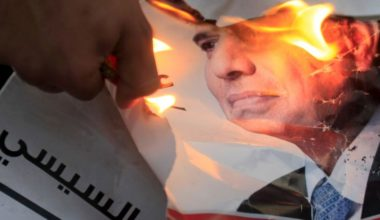 Egyptians At Last Find Fault With Sisi
