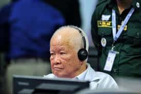 Tribunal Charges Former Khmer