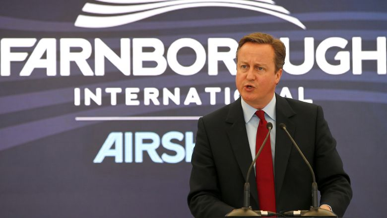 Cameron Says UK Must Stay Close to the EU After