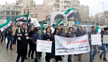 Captive Syria