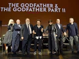 Cast of 'The Godfather Reunite 45 years later in an emotional reunion1