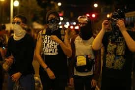Charlotte Protesters Keep Marching