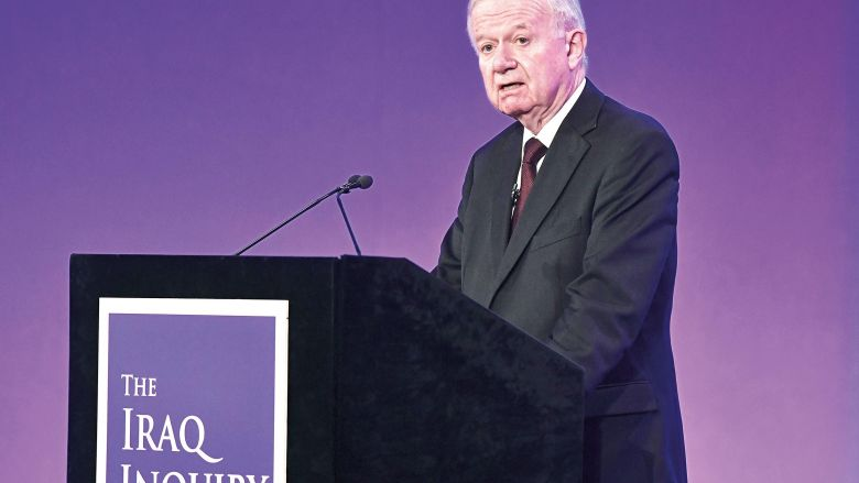 Chilcot and the Great Game