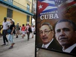Cuba Casts Aside Rancor to Welcome Obama on Historic Visit1