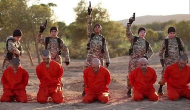 Daeshs Child Soldiers