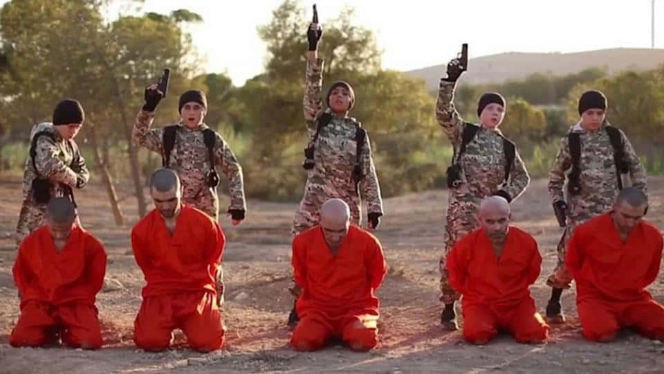 Daesh's Child Soldiers