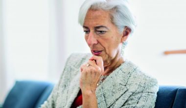 Davos The Trials of Christine Lagarde