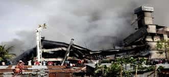 Deadly Bangladesh Blaze