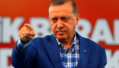 Dutch Police Arrest Erdogan
