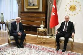 Erdogan Says Turkish Backed Rebels Close to Taking Syrias Al Bab