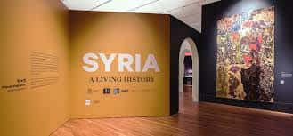 Exhibition Offers a Manifesto of Hope for Syria1