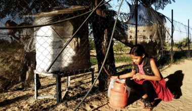 Gazas Water Supply is Running Out
