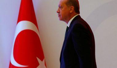 Germany's Merkel Tells Erdogan Turkey