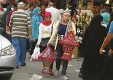 Egyptians Cut Costs
