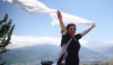 Fighting Iran's Dress Code for Women