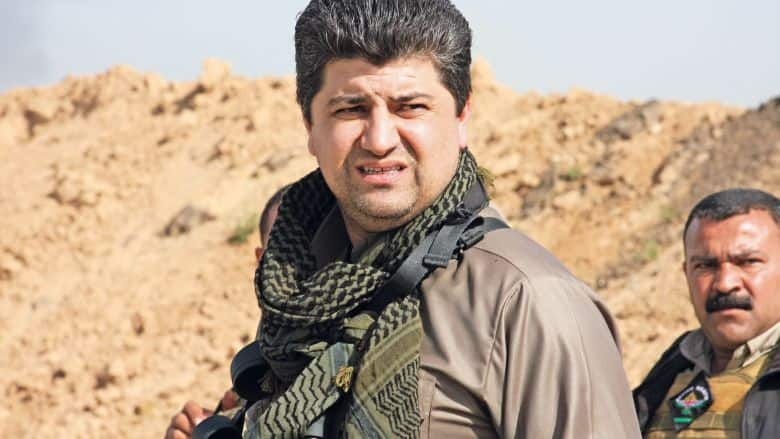 Interview with Kurdish Intel Chief