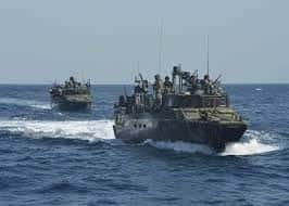 Iran Holds 10 American Sailors