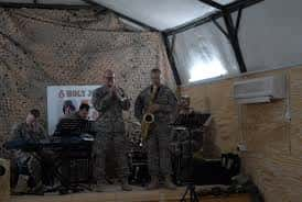 Jazz in the Time of War in Iraq