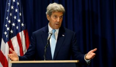 John Kerry Urges Russia