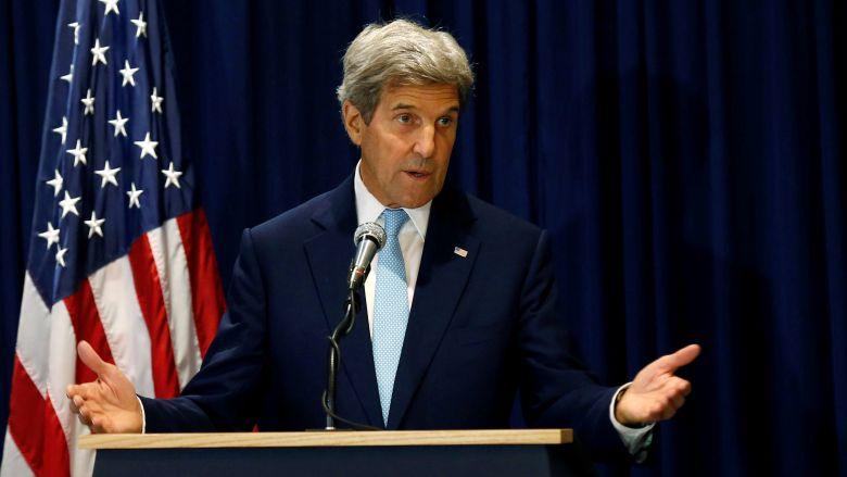 John Kerry Urges Russia