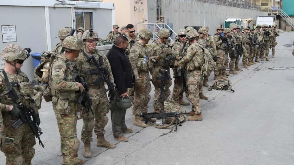 Kabul Security Gates