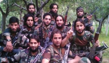 Kashmir Militants Wage Selfie War Against Indian Crackdown